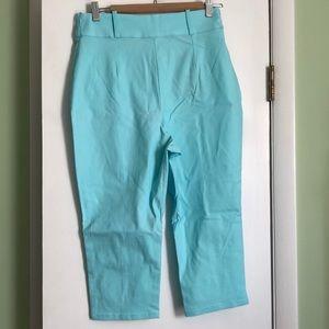 Pinup Girl Clothing Deadly Dames Capri